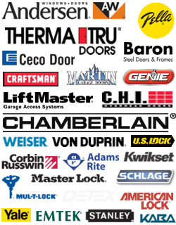 We Service All Doors and Locks in Maryland and DC